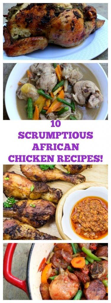 Best African chicken recipes