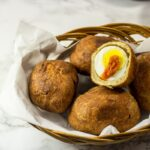 AFRICAN EGG ROLLS – AFRICAN SCOTCH EGGS