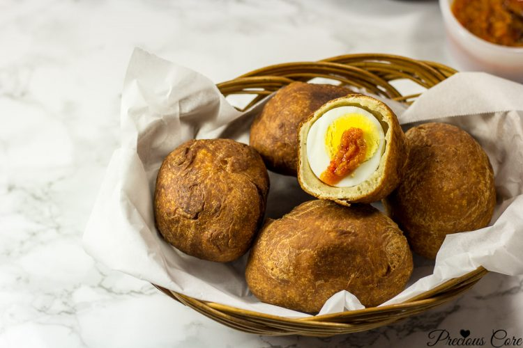 african egg rolls - african scotch eggs (1 of 1)