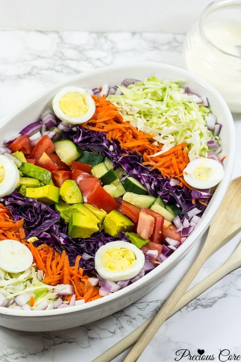 cameroon salad