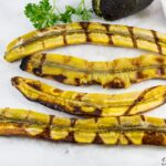 HOW TO GRILL PLANTAINS