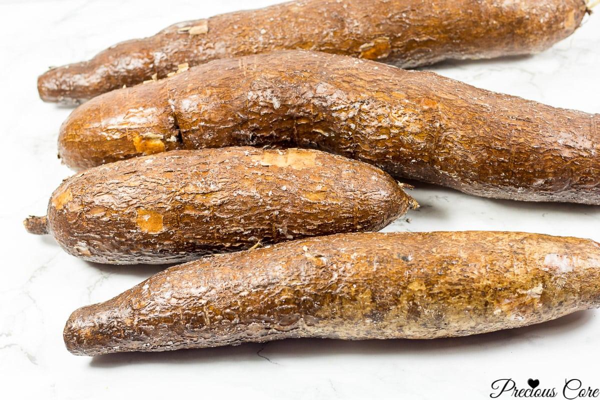 yuca root