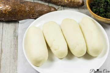 cassava fufu recipe
