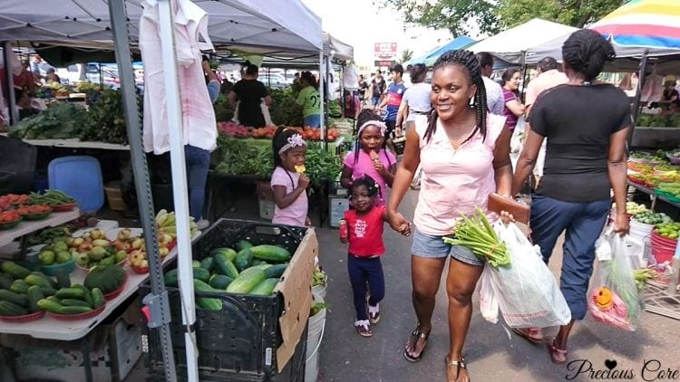 Minnesota farmer's market