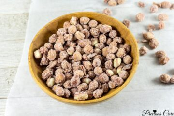 how to make groundnut sweet