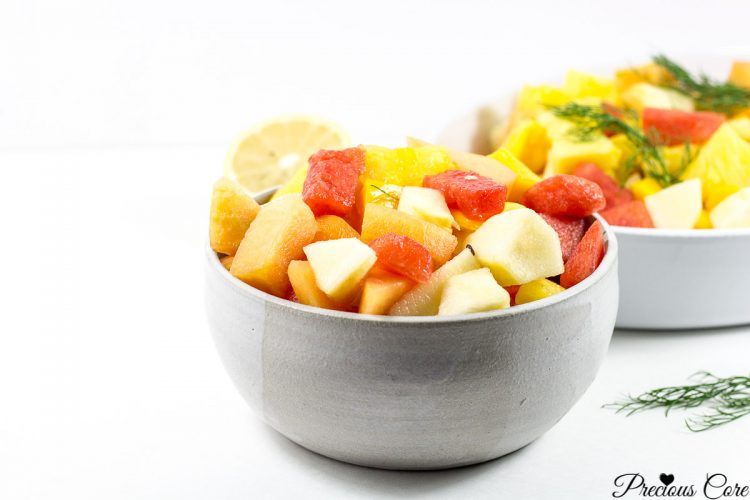 Cameroonian Fruit Salad (Video Recipe)