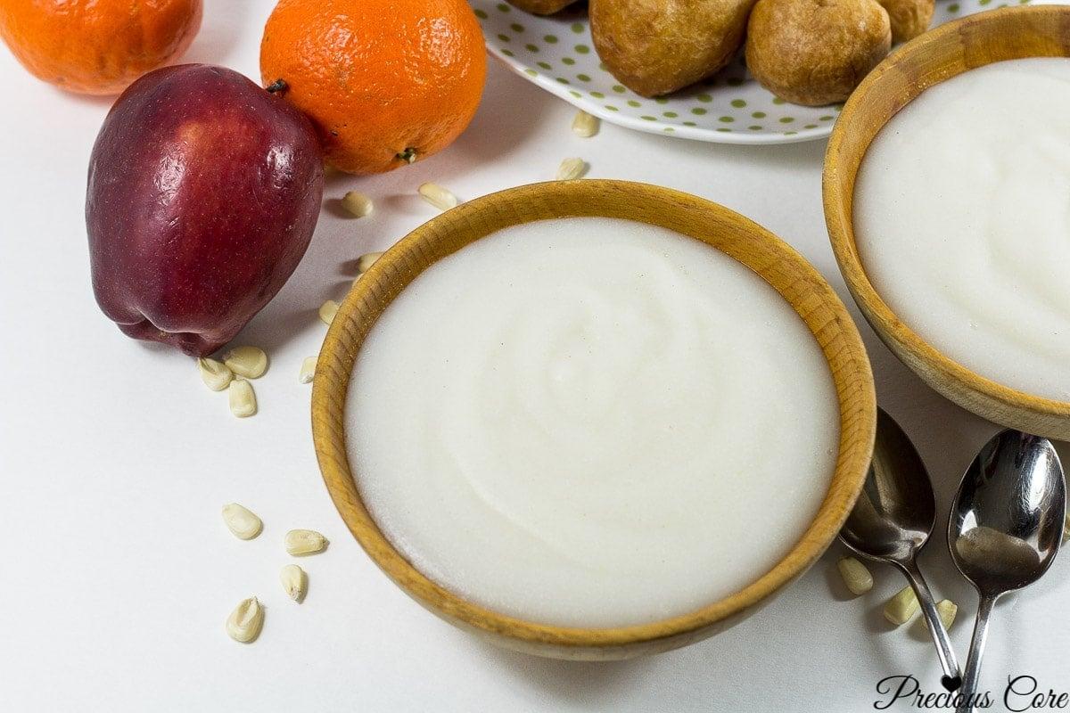 Nigerian food for breastfeeding mothers