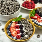 MIXED BERRY PARFAIT: QUICK AND EASY BREAKFAST RECIPE