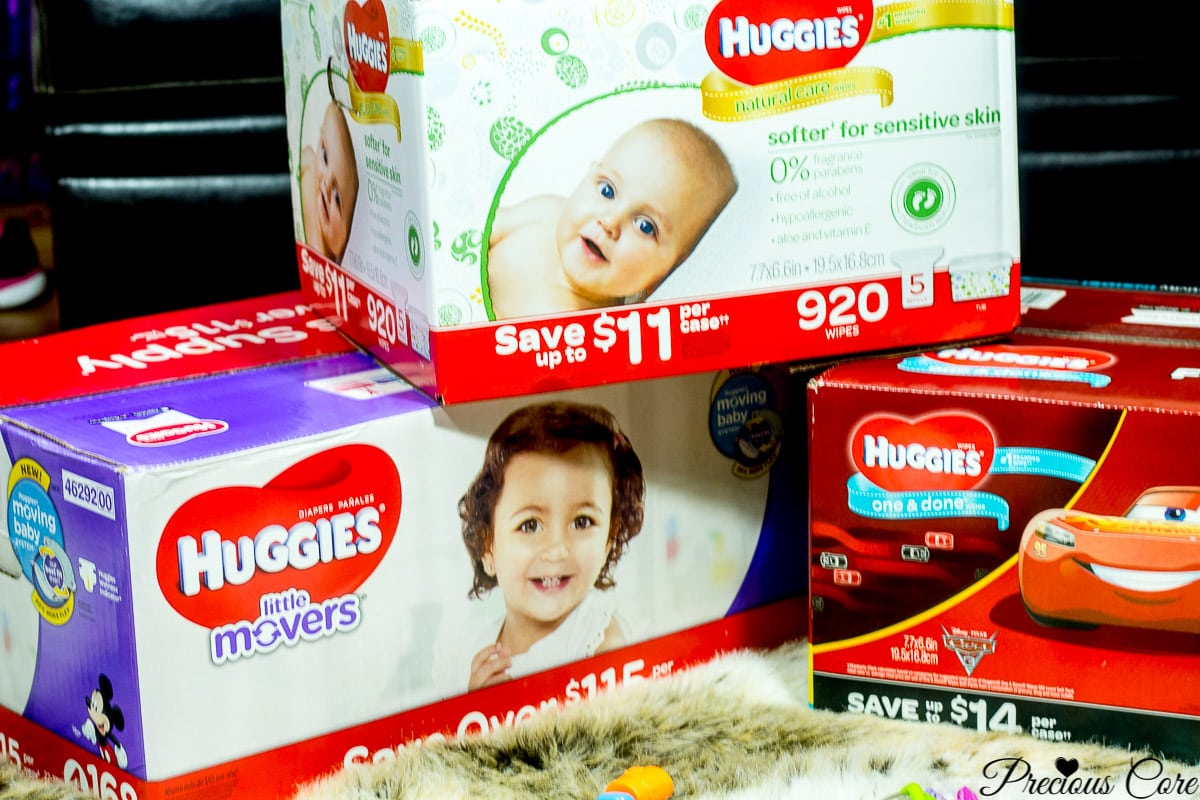 Wholesale Huggies