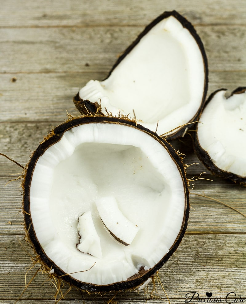 Open a Coconut at Home