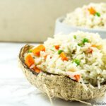 Easy Coconut Rice - How to make coconut rice side dish