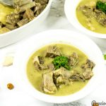 Goat Meat Pepper Soup Recipe.