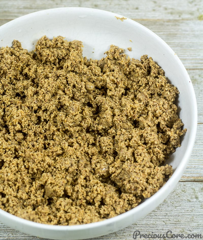 Groundnut Paste Step 2