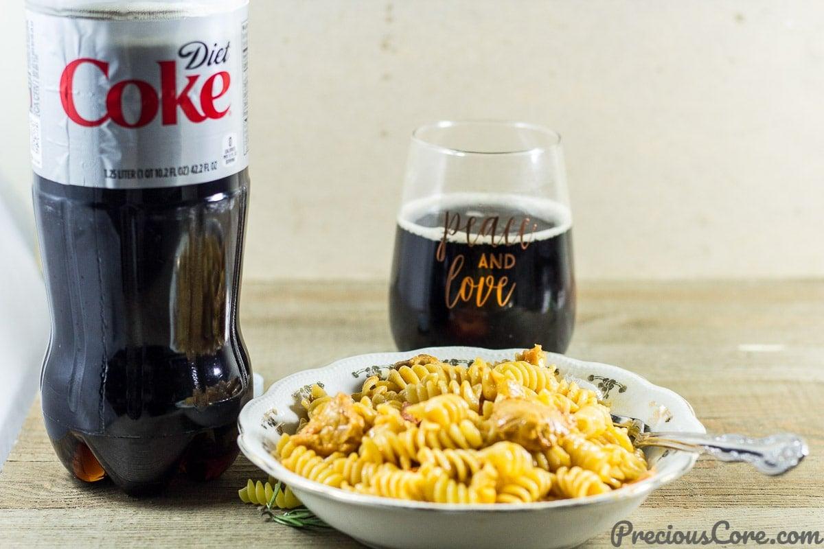 Pasta and Chicken dinner recipe