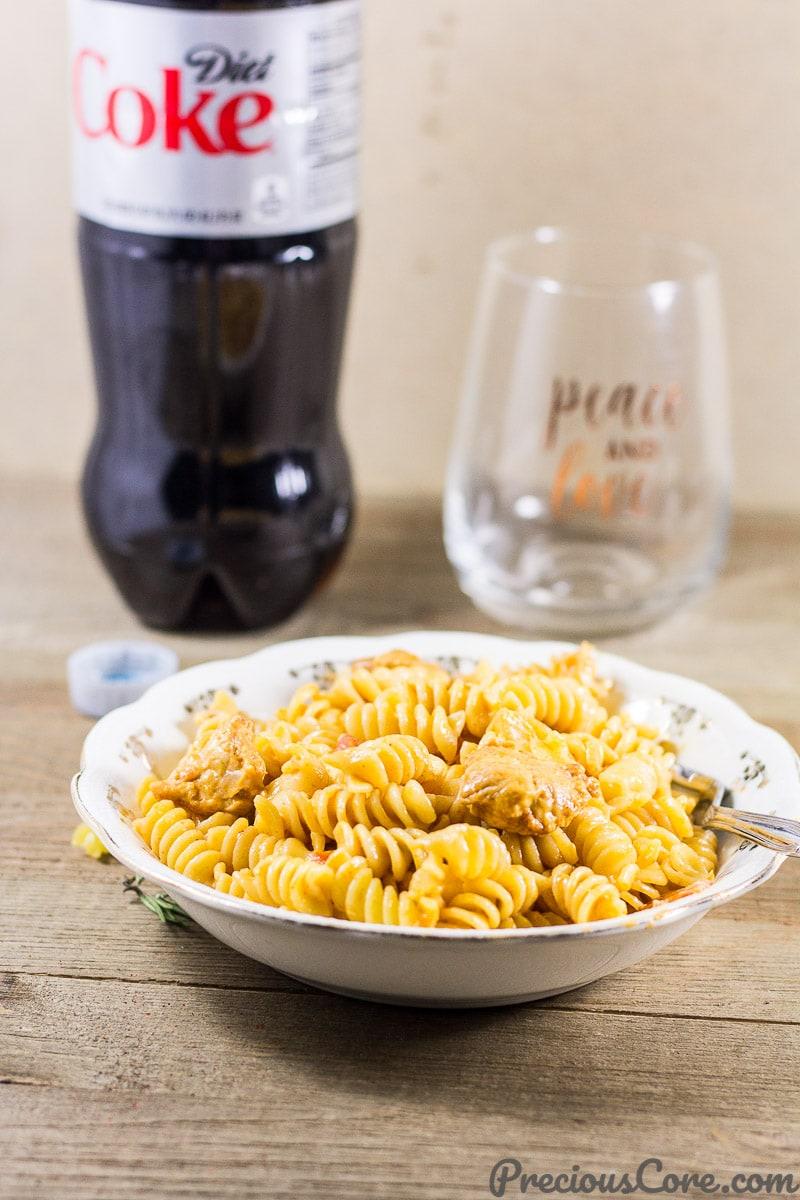 One Pot pasta and Chicken dinner recipe
