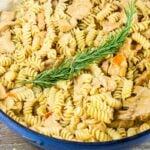 Macaroni and Chicken dinner recipe