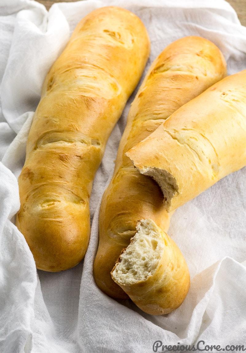 Homemade Milk Bread - Best Homemade Bread Recipe
