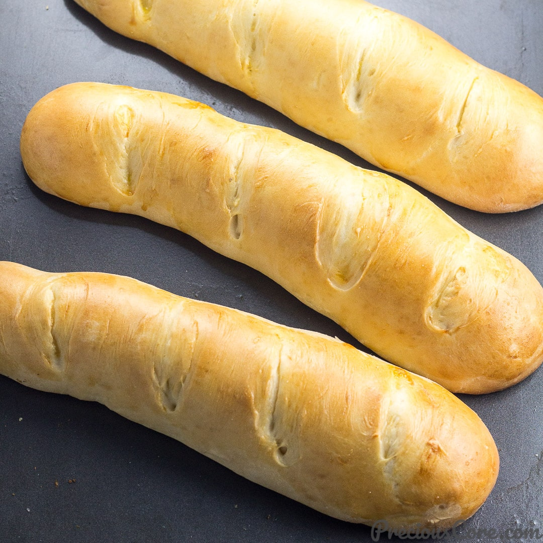 Easy Homemade Milk Bread