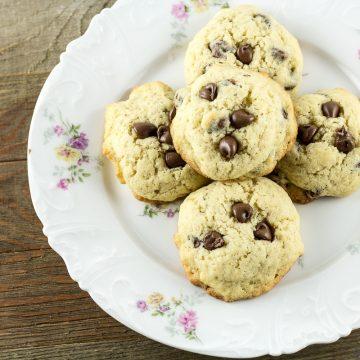 Easiest chocolate chip cookies recipe