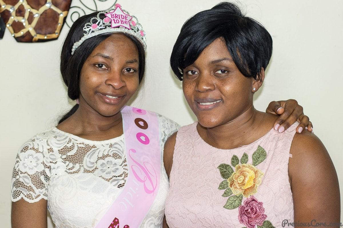 Caneroonian Sierra-Leonean wedding post