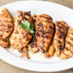 THE BEST GRILLED CHICKEN TENDERS