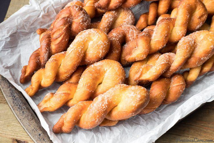 African doughnuts recipe