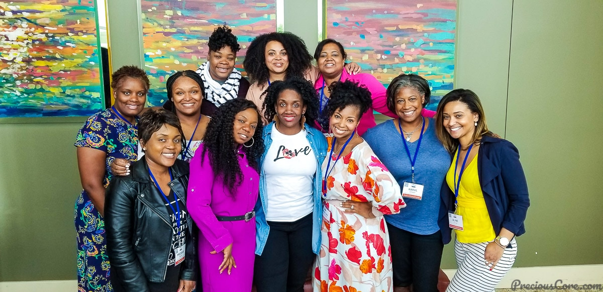 Black Food Bloggers Picture