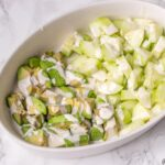 Recipe for Cucumber Avocado Salad