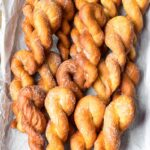 African doughnuts - twisted version