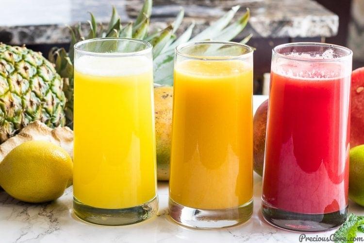 Healthy Juice Recipes - Homemade