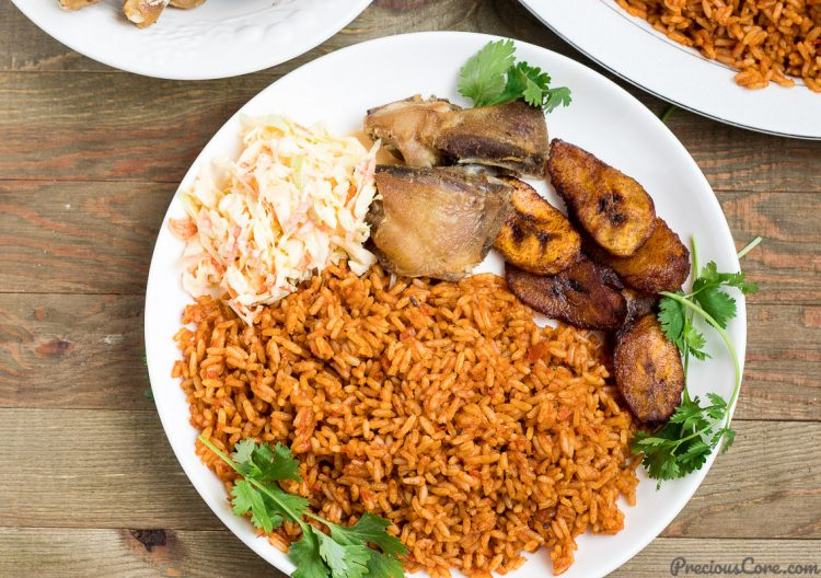 How to make Jollof Rice