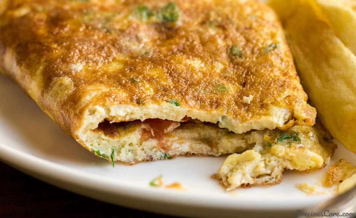 African omelette