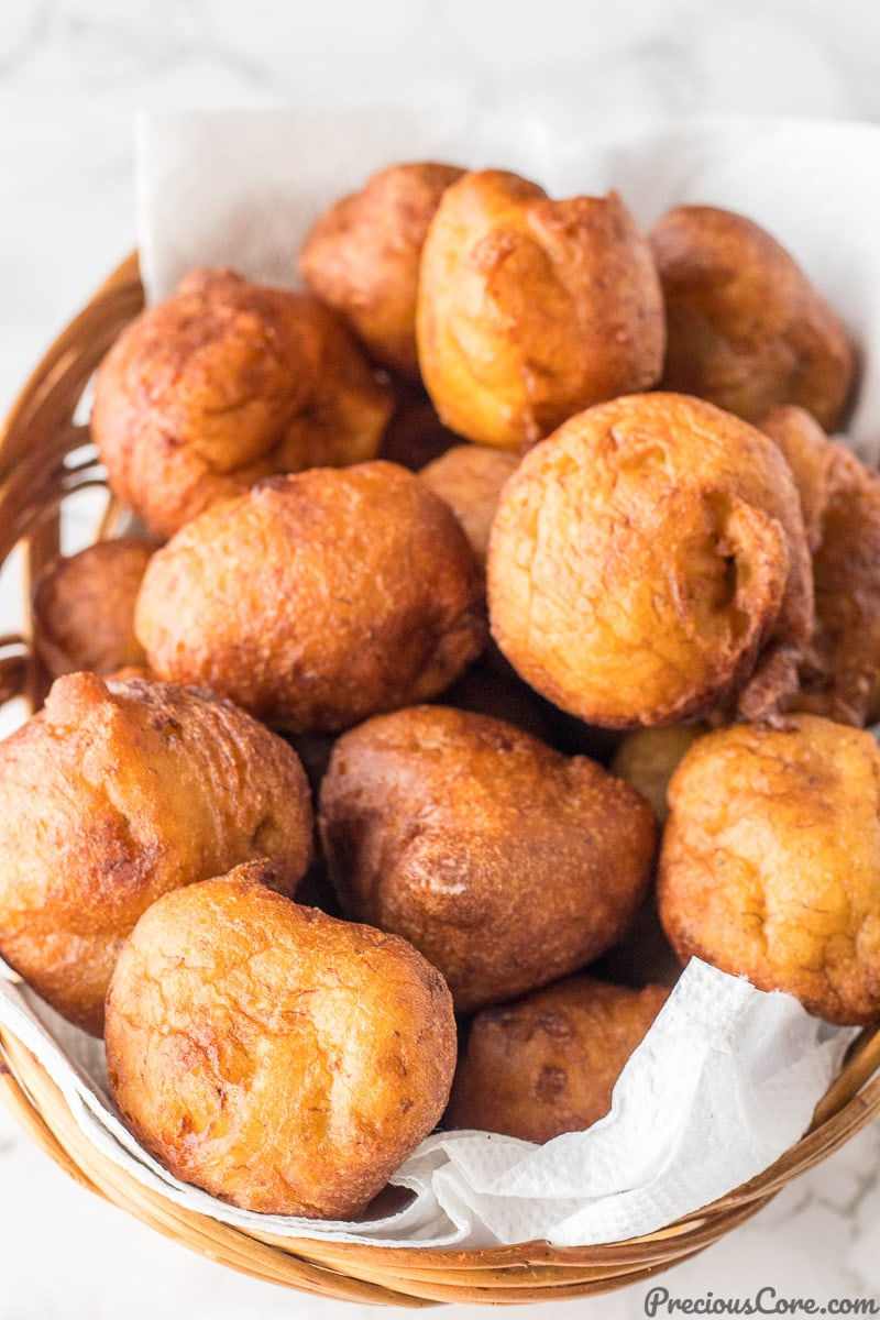 Best Banana Fritters Recipe