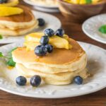 LIGHTER OLD FASHIONED PANCAKES