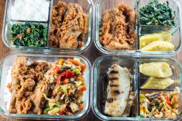 How to meal prep for lunch and/or back to school