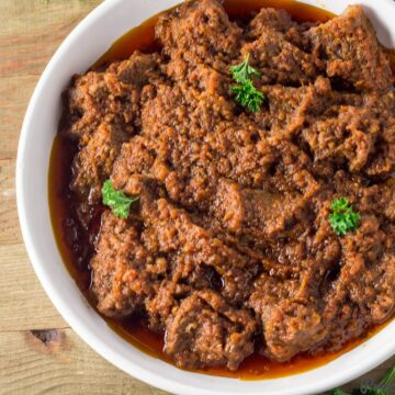 African Beef Stew Recipe