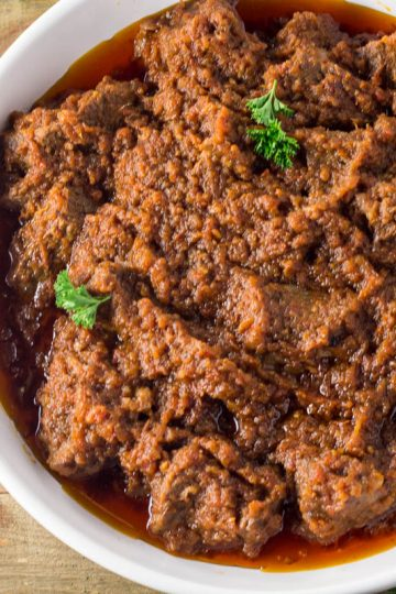 African Beef Stew Recipe