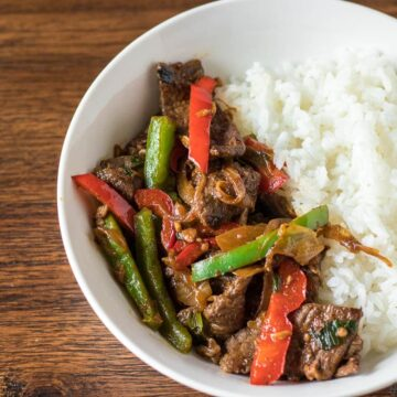 Easy Beef Stir Fry Recipe