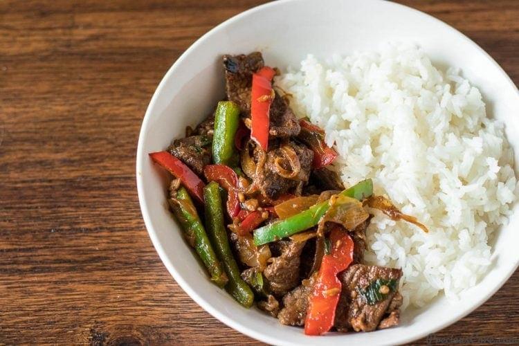 Easy Beef Stir Fry Recipe