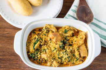 Egusi Soup recipe - Africa