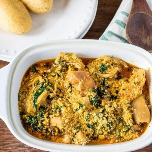 Egusi Soup Nigerian Egusi Soup Precious Core
