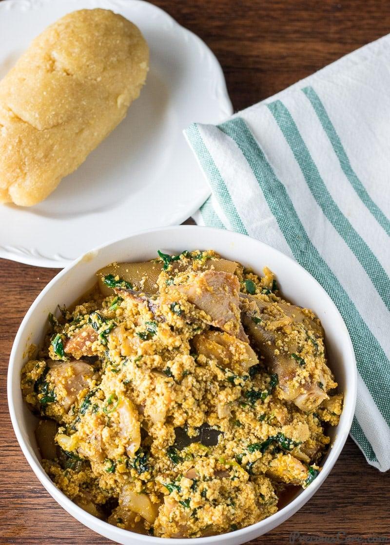 Nigerian Egusi Soup Recipe