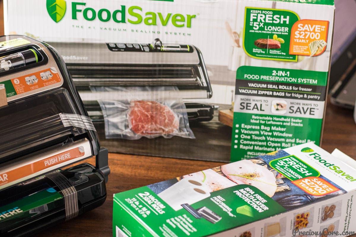 Foodsaver 5200 series