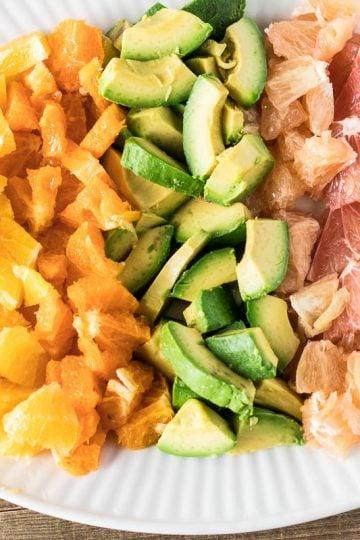 Citrus Salad with Avocado