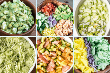 healthy salads for weight loss