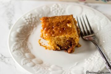 South African Malva Pudding Recipe