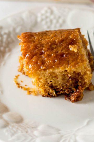 South African Malva Pudding Recipe