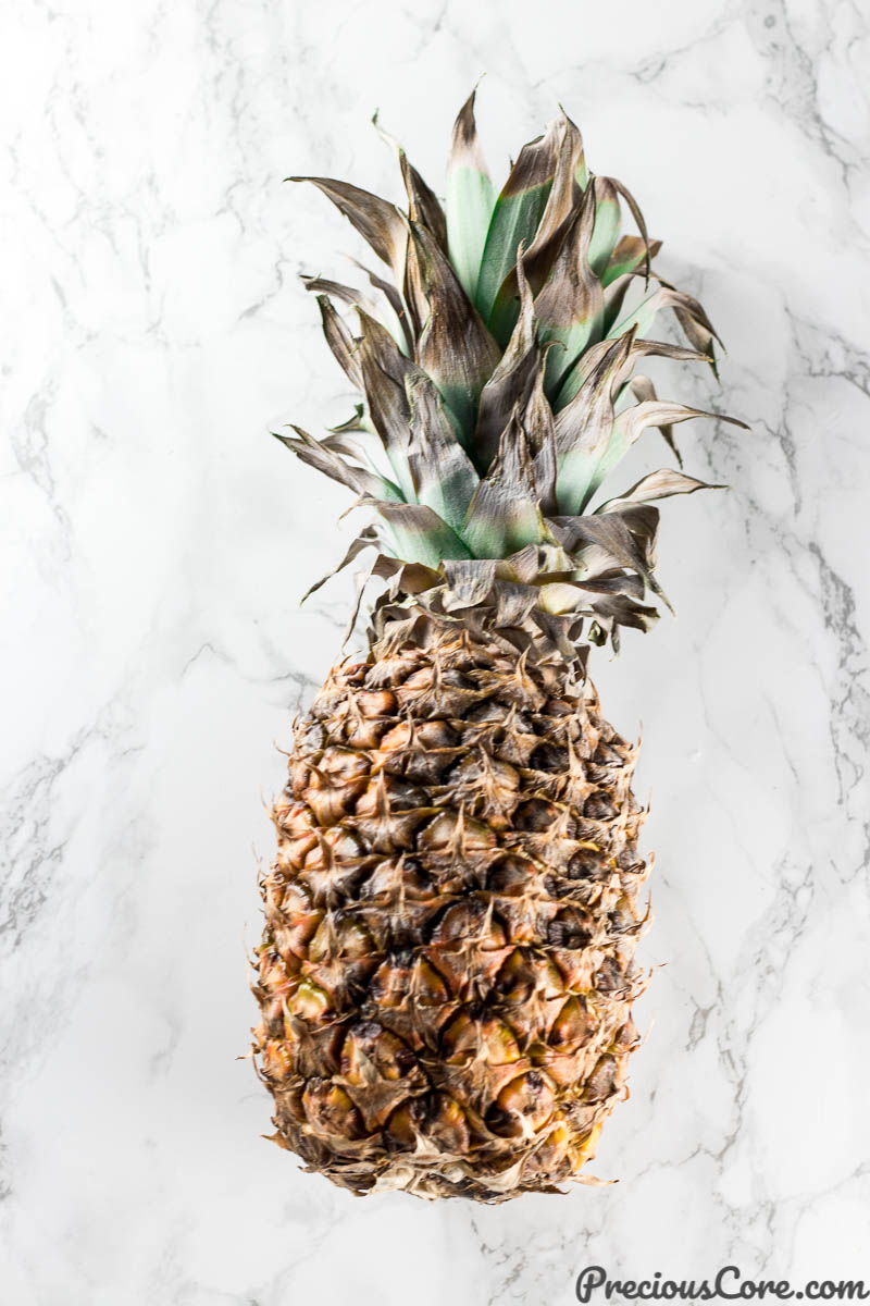 Overripe Pineapple