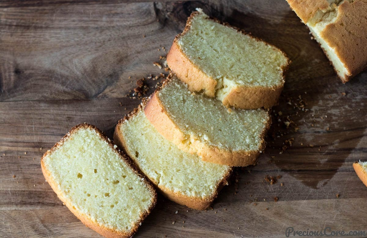 Best Lemon Pound Cake Recipe