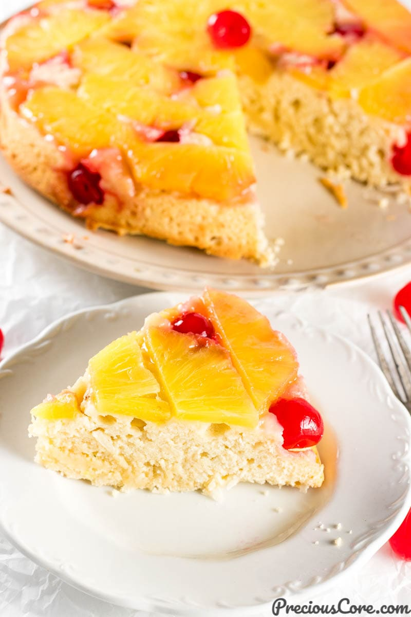 Amazing Pineapple Upside Down Cake